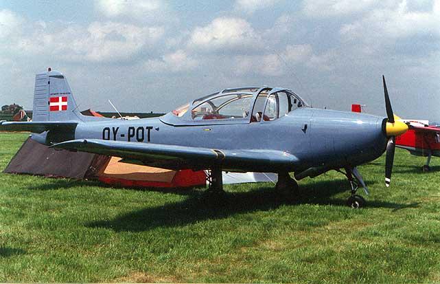 Warbird Alley: Piaggio / Focke-Wulf P.149D