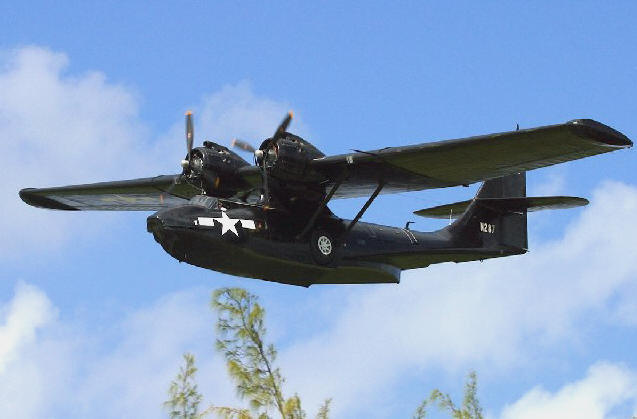 Pby Catalina Black Cat For Sale