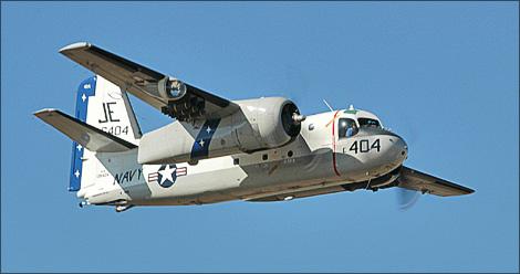 Warbird Alley: Grumman C-1 Trader / S-2 Tracker