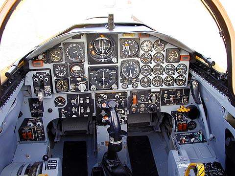 T38 cockpit for that
