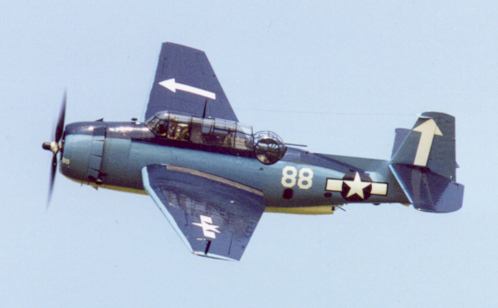 Grumman / General Motors TBF Avenger