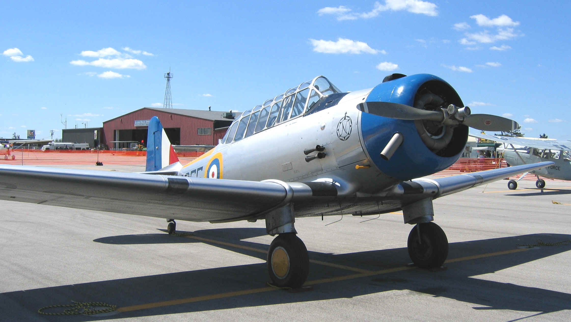 North American NA-64 / Yale / BT-14/ BT-9