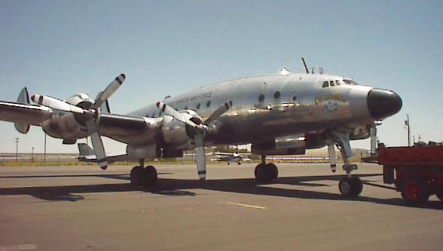 Warbird Alley: Lockheed Constellation