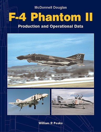 F-4 Phantom II Production and Operational Data