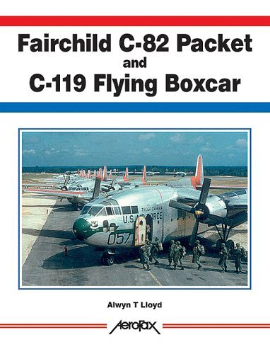Fairchild C-82 and C-119
