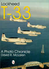 Lockheed T-33 Photo Chronicle Book
