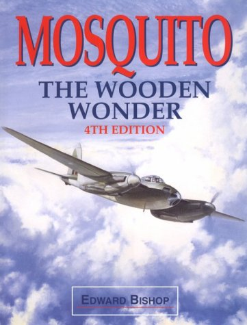 Mosquito The Wooden Wonder