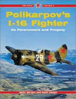 Polikarpov I-16 Fighter