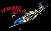 Warbird T-Shirts -- get them here!